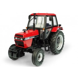 Tracteur Case International 1494 2WD - Rouge/Noir