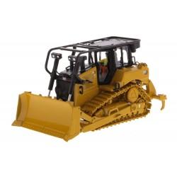 Tracteur à chaînes CAT D6 avec lame SU - Diecast Masters