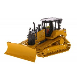 Tracteur à chaînes CAT D6 XE LGP avec lame VPAT - Diecast Masters