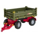 Remorque rollymulti trailer 2 essieux
