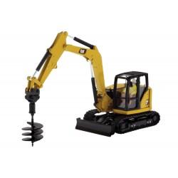 Mini-pelle Hydraulique Caterpillar 308 CR- Diecast Masters
