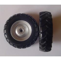 Paire de roues de pulvé Amazone (UH)