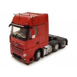 Tracteur MB Actros Gigaspace 6x2 rouge - Marge Models