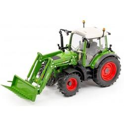Tracteur Fendt 313 Vario avec chargeur - USK