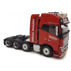 Tracteur Volvo FH16 8x4 rouge NOOTEBOOM - Marge Models