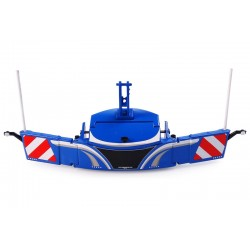 Tractorbumper safetyweight 800 kg bleu - UH