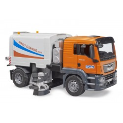 Camion balayeuse MAN TGS - Bruder