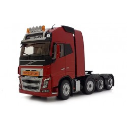 Tracteur Volvo FH16 8x4 rouge - Marge Models
