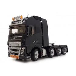 Tracteur Volvo FH16 8x4 noir - Marge Models