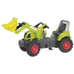 Tracteur-Claas-Arion-640-avec-pneus-souples