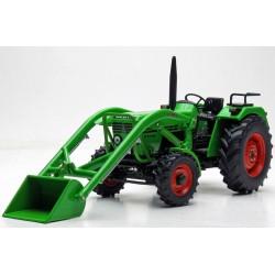 Tracteur Deutz D 52 06 avec chargeur - Weise-Toys