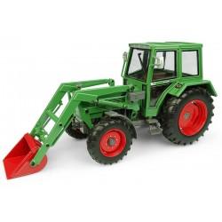"""Tracteur Fendt Farmer 108LS avec cabine """"Edscha""""et chargeur - Universal Hobbies"""
