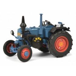 Tracteur Lanz Bulldog ailes bleues - Schuco