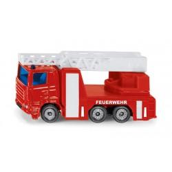 Camion-pompiers-avec-échelle