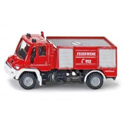 Unimog pompiers 1/87 - Siku