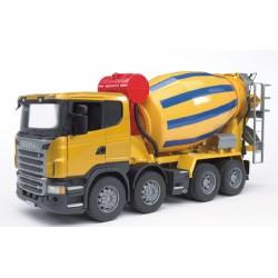 Camion-ciment-Scania-Série-R