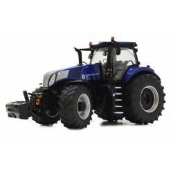 Tracteur NH T8.435 Genesis Blue Power - Marge Models