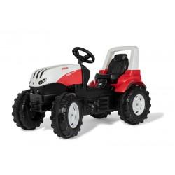 Tracteur à pédales Steyr 6300 Terrus CVT - Rollytoys