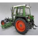Tracteur Fendt 360 GT avec bineuse - Weise-Toys