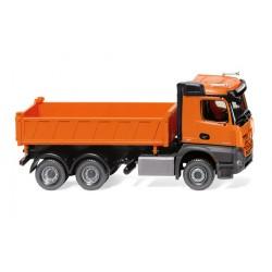 Camion benne MB Arocs municipal - 1/87 - Wiking