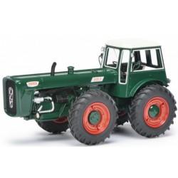 Tracteur DUTRA D4K vert - Schuco