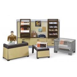 Boutique de dépôt de colis UPS - Bruder