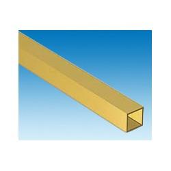 Tube-carré-en-laiton-L.-300-x-3,96-x-3,96-mm