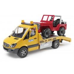 Camion-dépanneuse-