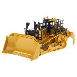 Tracteur à chenilles CAT D11 avec figurine