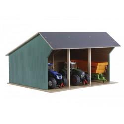 Hangar agricole en bois (1/16)