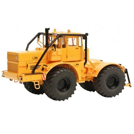 Tracteur Kirovets K-700 jaune - Schuco