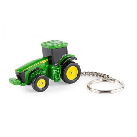 Porte-clés tracteur John Deere 8R