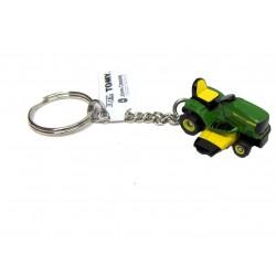 Porte-clés tracteur tondeuse John Deere