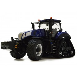 Tracteur NH T8.435 Genesis blue power Smartrax - Marge Models