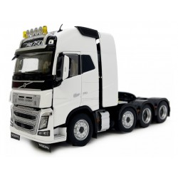 Tracteur Volvo FH16 8x4 blanc - Marge Models