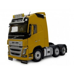 Tracteur Volvo FH16 6x2 jaune- Marge Models