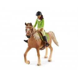 Horse Club Sarah & Mystery- Schleich 42542