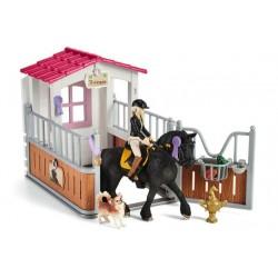 Box pour chevaux Tori & Princess - Schleich - 42437