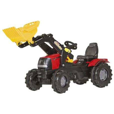 Tracteur-Case-IH-Puma-CVX-225-avec-pelle-avant