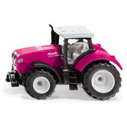 Tracteur Mauly X540 Rose - Siku - 1106