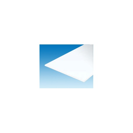 Plaques-lisses-blanches-150-x-300-mm-ép.-0,25-mm-les-4