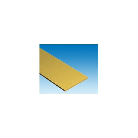 Baguette-laiton-rectangulaire-300-x-0,40-x-6,34-mm
