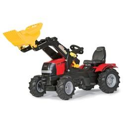 Tracteur-Case-IH-Puma-avec-pneus-souples-et-chargeur
