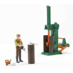 Set-forestier-avec-figurine