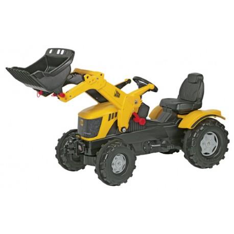 Tracteur-JCB-8250-avec-pelle-avant