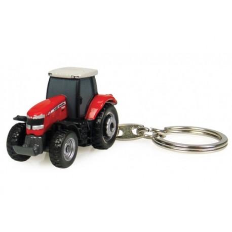 Porte-clés-tracteur-Massey-Ferguson-7624
