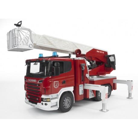Camion-pompiers-Scania-R-Serie-avec-échelle