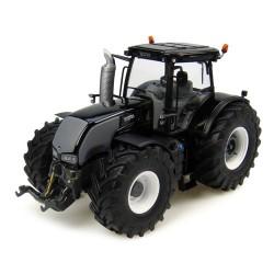 Tracteur Valtra S noir en roues Trelleborg - série limitée