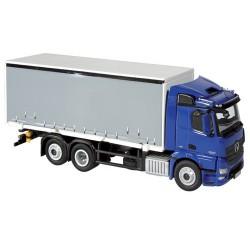 Camion bâché MB Antos 6x2, FH 600M