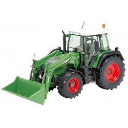 Tracteur Fendt 313 vario avec chargeur frontal